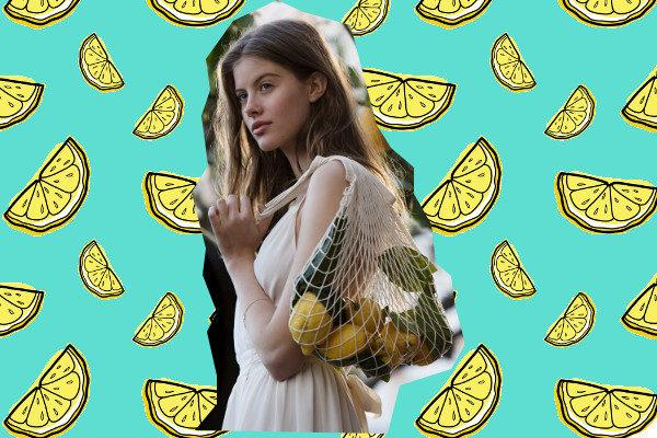Profumo di limone, l'estate addosso