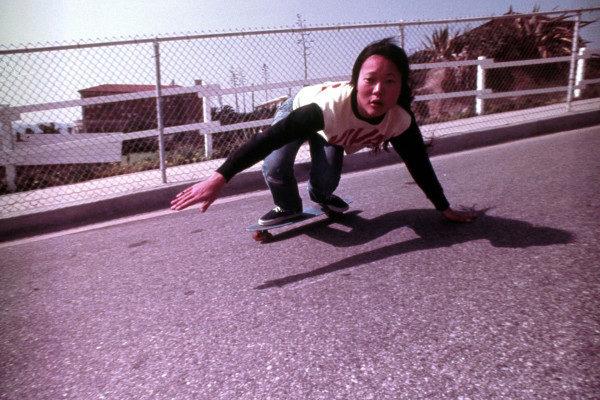 Peggi Oki la regina dello skate