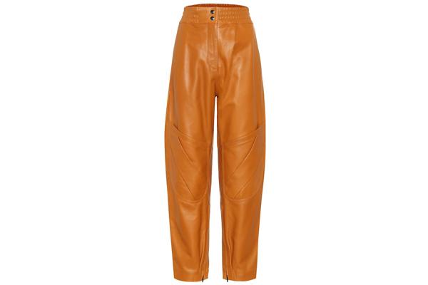 Pantaloni di pelle