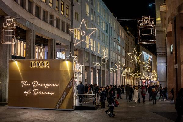 Pop-up shop per Natale