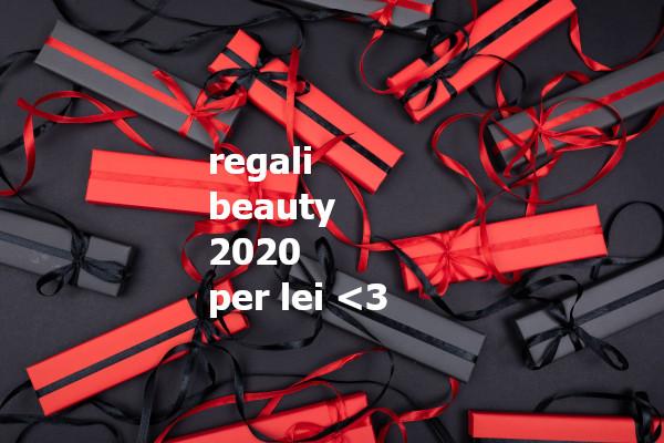 Regali Beauty 2020