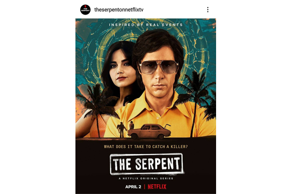 Serie TV in uscita su Netflix ad aprile