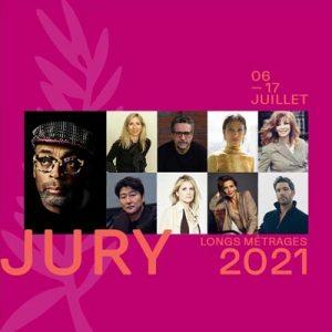 Giuria di Cannes 2021